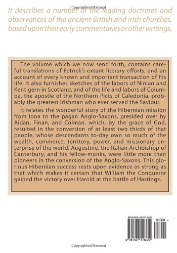 a biography of st patrick from ancient britain Saint patrick's autobiographical confession was written in latin, toward the end of his life it is over 1500 years old and it is a real miracle that any of it has survived it is missing a major section—at least 30 years of his life.